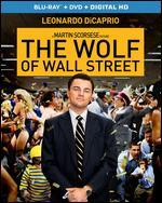 The Wolf of Wall Street [2 Discs] [Blu-ray/DVD] [Includes Digital Copy]