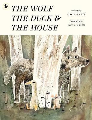 The Wolf, the Duck and the Mouse - Barnett, Mac