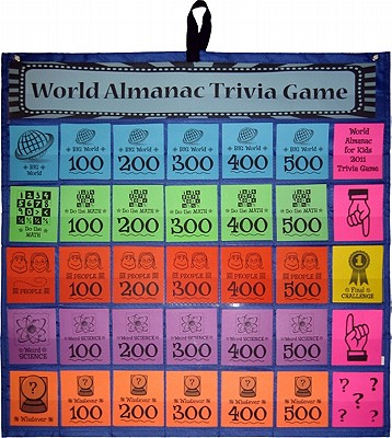 The World Almanac 2012 Trivia Game - World Almanac