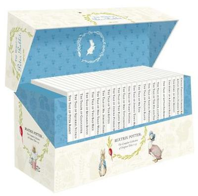 The World of Peter Rabbit - The Complete Collection of Original Tales 1-23 - Potter, Beatrix