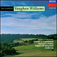 The World of Vaughan Williams - David Flood (organ); Hervey Alan (bass baritone); Iona Brown (violin); Philip Jones Brass Ensemble; Robert Tear (tenor);...