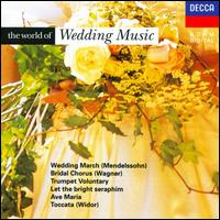 The World of Wedding Music - Brian Runnett (organ); Felicity Palmer (soprano); Harry Dilley (trumpet); Joan Sutherland (soprano);...