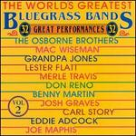 The World's Greatest Bluegrass Bands, Vol. 2 [CMH 2000]