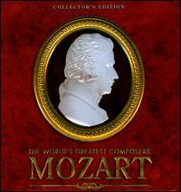 The World's Greatest Composers: Mozart [Collector's Edition Music Tin] - Akiko Miyazashi (vocals); Alfredo Perl (piano); Alois Buchbauer (bass); Arife Gülsen Tatu (flute); Bianca Sitzius (piano);...