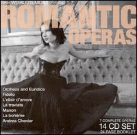 The World's Most Romantic Operas - Alessandro Maddalena (vocals); Anna Pedrotti (vocals); Antonietta Stella (vocals); Antonio Zerbini (vocals);...