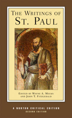 The Writings of St. Paul - Meeks, Wayne A, Professor