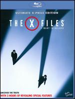 The X-Files: I Want to Believe [WS] [2 Discs] [Includes Digital Copy] [Blu-ray] - Chris Carter