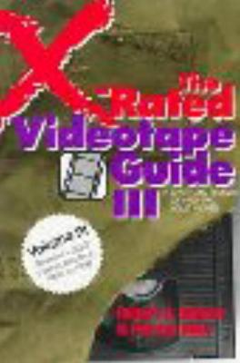 The X-Rated Videotape Guide, 1990-1992 - Rimmer, Robert H, and Riley, Patrick