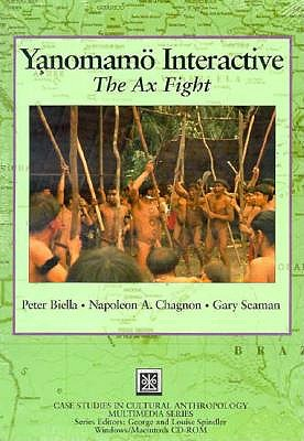 The Yanomamo with Book - Chagnon, Napoleon A.