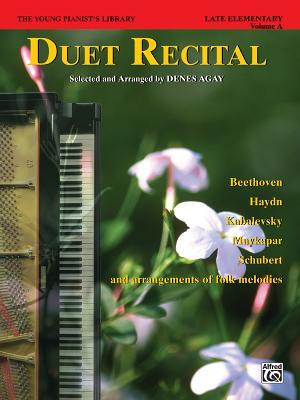 The Young Pianist's Library, Bk 6a: Duet Recital Book - Agay, Denes