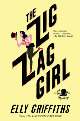 The Zig Zag Girl - Griffiths, Elly