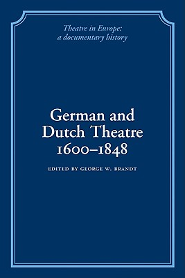 Theatre in Europe 8 Volume Paperback Set: A Documentary History - Wickham, Glynne (Editor), and Northam, John (Editor)