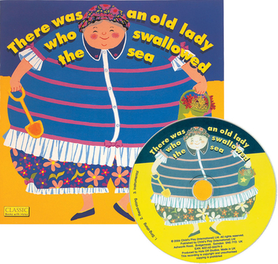 There Was an Old Lady Who Swallowed the Sea -