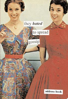 They Hated Spread Gossip Address Bk - Taintor, Anne