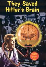 They Saved Hitler's Brain - David Bradley