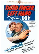 Third Finger, Left Hand - Robert Z. Leonard