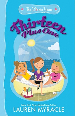 Thirteen Plus One - Myracle, Lauren