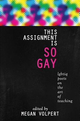 This Assignment Is So Gay: Lgbtiq Poets on the Art of Teaching - Volpert, Megan