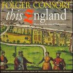 This England: Music From Time Of Shakespeare