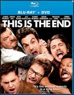 This Is the End [Blu-ray/DVD] [2 Discs] - Evan Goldberg; Seth Rogen