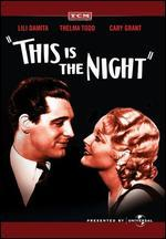 This Is the Night - Frank Tuttle