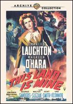 This Land Is Mine - Jean Renoir