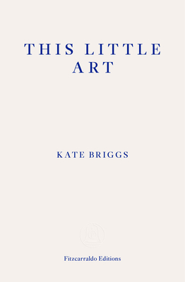 This Little Art - Briggs, Kate