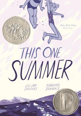 This One Summer - Tamaki, Mariko, and Tamaki, Jillian
