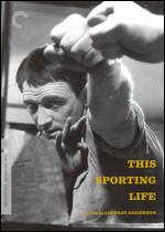 This Sporting Life [2 Discs] [Criterion Collection] - Lindsay Anderson