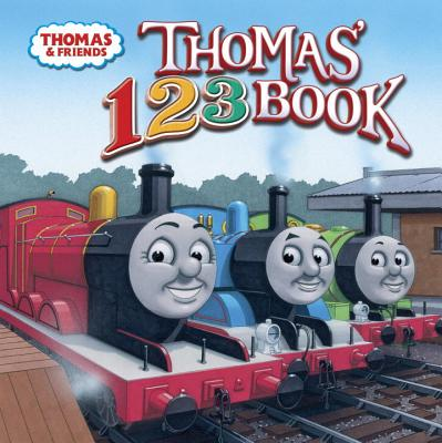 Thomas' 123 Book (Thomas & Friends) - Awdry, W, Rev.