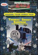Thomas and Friends: Thomas' Snowy Surprise and Other Adventures [Wooden Train Bonus Pack]
