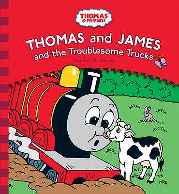 Thomas and James and the Troublesome Trucks -