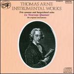Thomas Arne: Instrumental Works