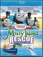 Thomas & Friends: Misty Island Rescue [Blu-ray/DVD]