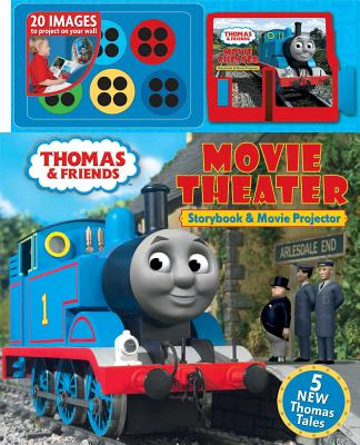 Thomas & Friends Movie Theater Storybook & Movie Projector - Thomas and Friends