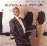 Thomas Indermuhle Plays Britten, Haas, Hindemith