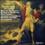 Thomas Linley the younger: Music for The Tempest; Overture to The Duenna; Three Cantatas - Julia Gooding (soprano); Paul Goodwin (oboe); Paul Nicholson (harpsichord); Parley of Instruments (choir, chorus);...