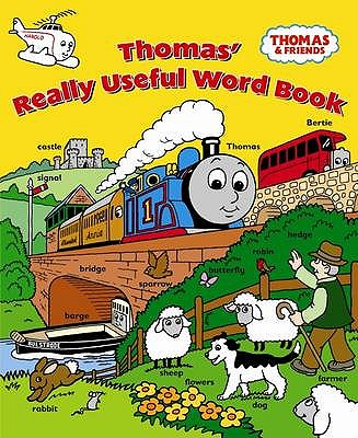 Thomas' Really Useful Word Book -