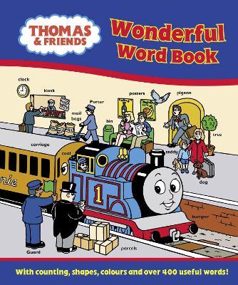 Thomas' Wonderful Word Book -