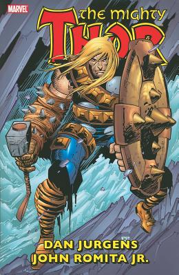 Thor by Dan Jurgens & John Romita Jr., Volume 4 - Jurgens, Dan, and Romita, John (Illustrator), and Ryan, Michael (Illustrator)