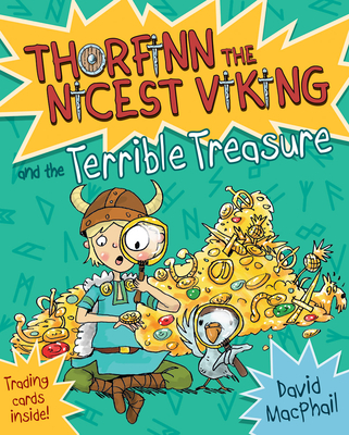 Thorfinn and the Terrible Treasure - MacPhail, David