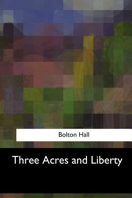 Three Acres and Liberty - Hall, Bolton