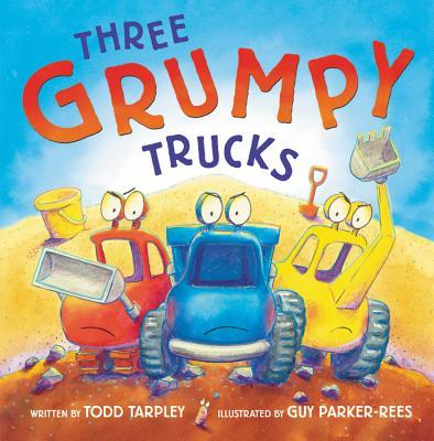 Three Grumpy Trucks - Tarpley, Todd