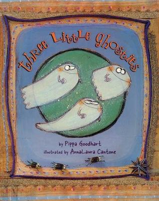 Three Little Ghosties - Goodhart, Pippa