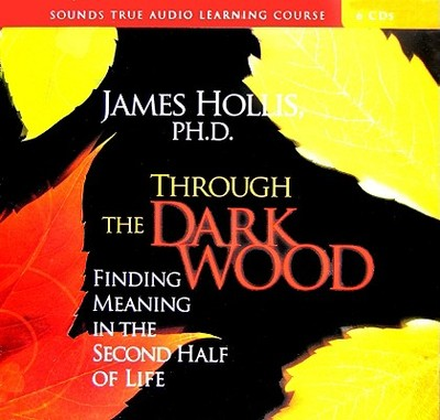 Through the Dark Wood: Finding Meaning in the Second Half of Life - Hollis, James, PH.D.