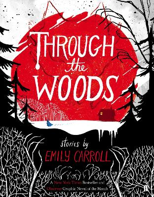 Through the woods graphic novel cover