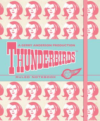 Thunderbirds Lady Penelope Notebook - Anderson, Gerry