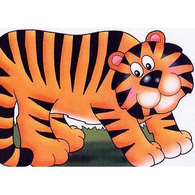 Tiger: Chunky Animals - Massey, Kay