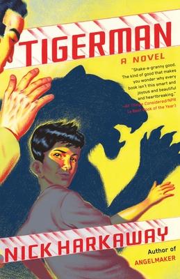 Tigerman - Harkaway, Nick