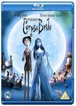 Tim Burton's The Corpse Bride [Blu-ray]